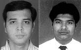 Ajay Singh & Sujeeth Karkal, Advocates