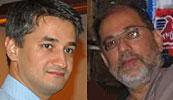Percy Chhapgar & Ketan Ved