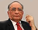 Ex Chief Justice S. H. Kapadia