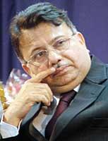 Hon'ble Chief Justice Ajit Prakash Shah